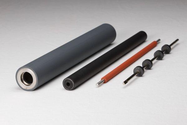 Custom Molded Printing Rollers