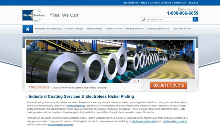 Electro-Coatings, Inc.