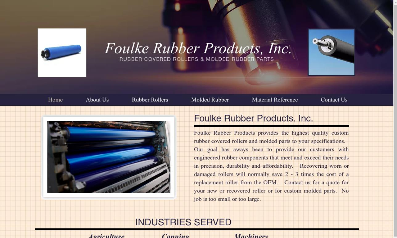 Foulke Rubber Products