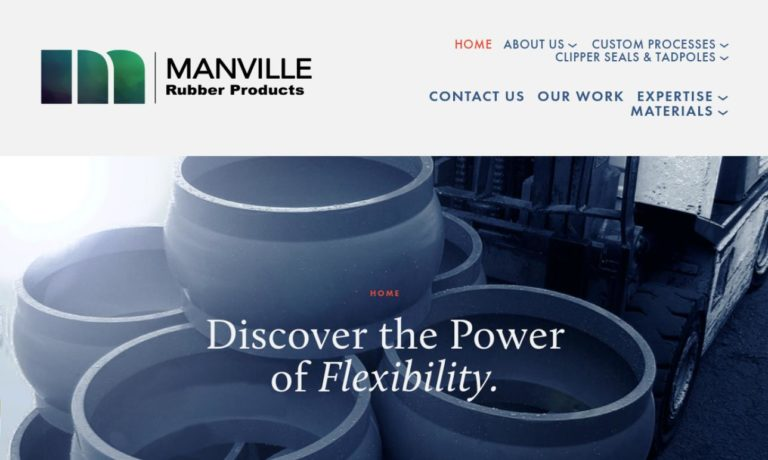 Manville Rubber Products, Inc.