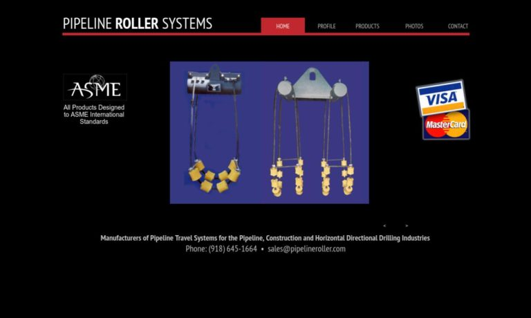 Pipeline Roller Systems, Inc.