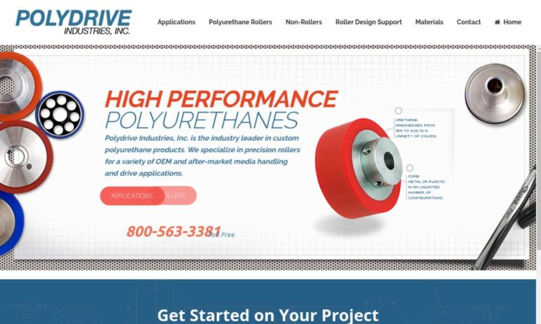 Polydrive Industries, Inc.