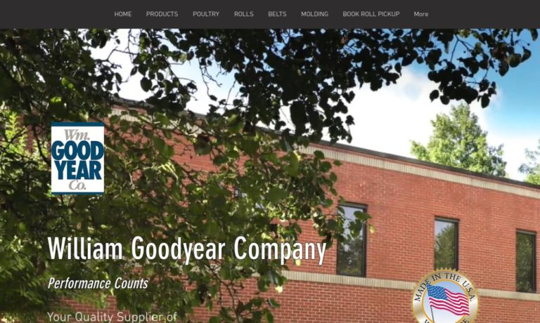 William Goodyear Co.