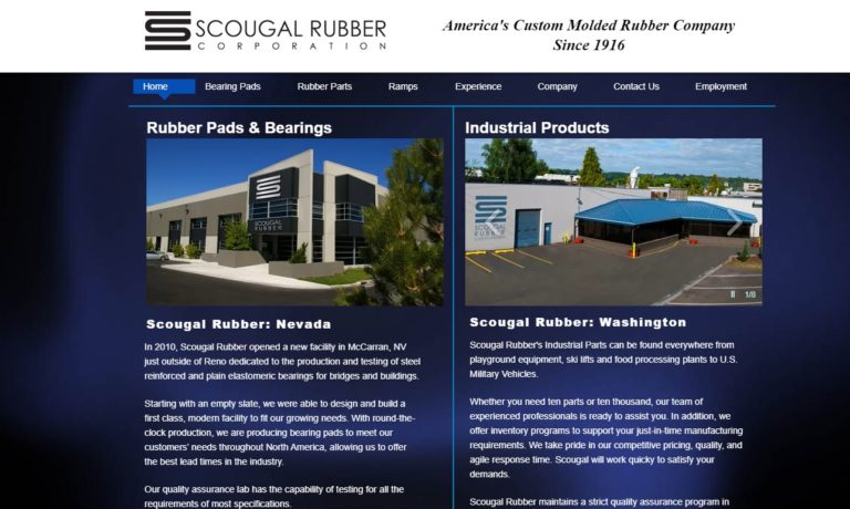 Scougal Rubber Corporation